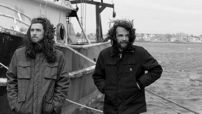 Jese Lee Herdman and Jimmy James Cutrera (L-R) of the Accidental Seabirds.