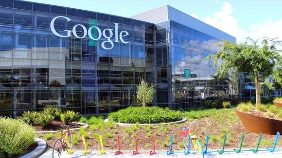 An Israeli company has sued Google in Delaware alleging patent infringement.