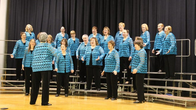 Heart of New Jersey Chorus is a Monmouth County based chapter of Sweet Adelines International that sings a cappella four-part harmony in the barbershop style. The chorus is currently looking for new members and is hosting two upcoming Open House rehearsals this autumn.
