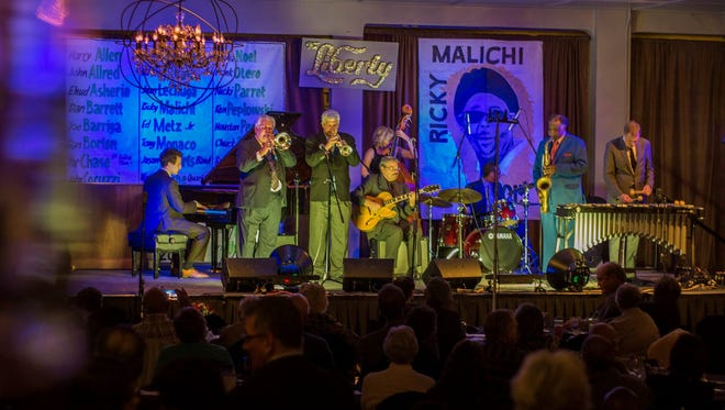 The Roswell Jazz Festival celebrates its tenth anniversary Oct. 19 to Oct. 23.