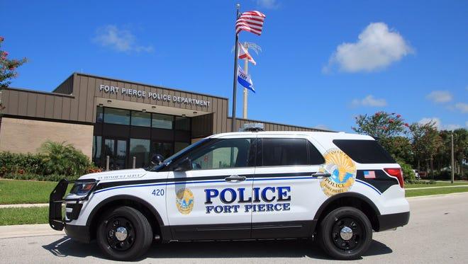 Fort Pierce Police Department headquarters