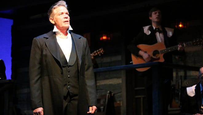 """Jason Edwards, star and director of the just-concluded run of """"Ring of Fire, The Music of Johnny Cash"""" at Riverside Theatre in Vero Beach, has died."""