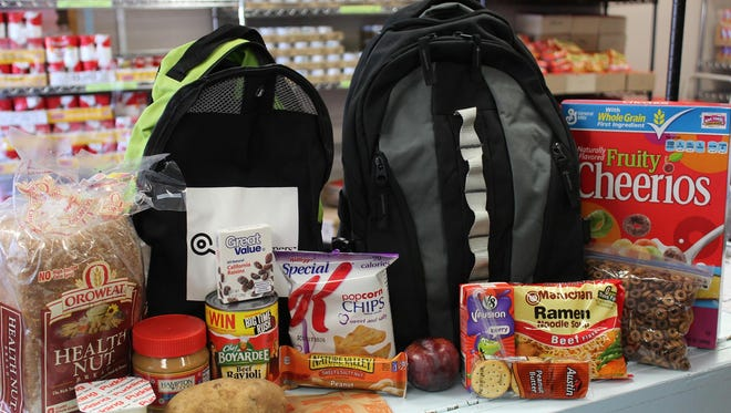 Food will help the Food4Kids backpack program and the Lincoln County Food Bank.