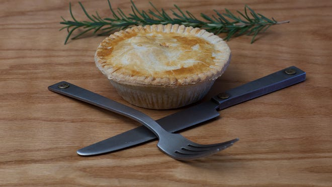 Pete's Pies will open in Asheville Dec. 9.