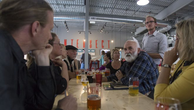 Brews & News is a community conversation with the Coloradoan around issues of importance to our community.