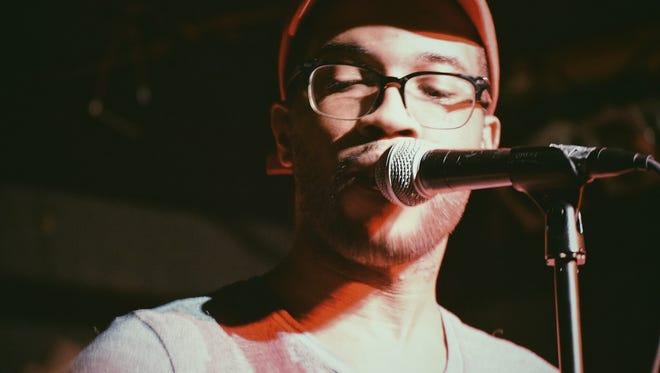 James Gardin will perform at Mac's Bar on Saturday.
