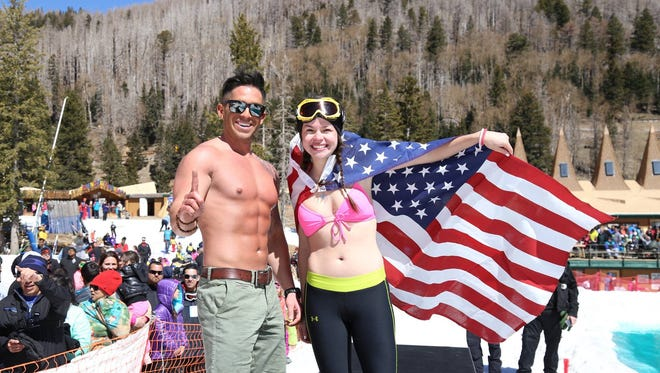 Just in time for warmer temps, Ski Apache hosts its annual Beach Bod contest at 1 p.m. Tuesday, March 14.