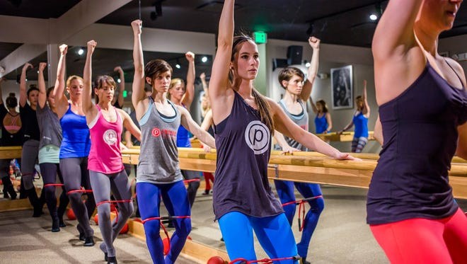 Pure Barre Tallahassee combines yoga, Pilates and ballet for a low-impact work out.