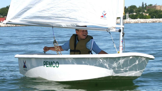 Sheboygan Youth Sailing classes begin in June.