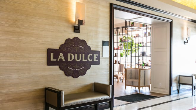 After several weeks of renovations La Dulce reopens in downtown Detroit.