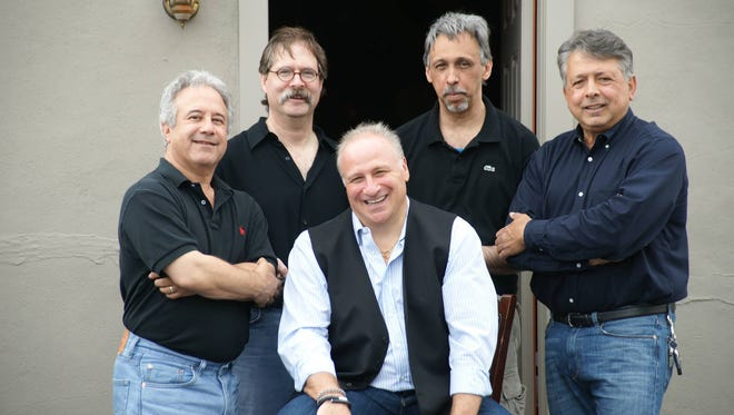 The Vinny's will perform at Echo Lake Park in Mountainside at 7:30 p.m. on Wednesday evening, July 19,