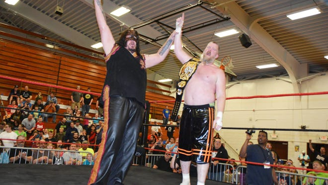 ASWA Heavyweight Champion Toby Cline will defend his title in the main event of ASWA's next show on Aug. 5