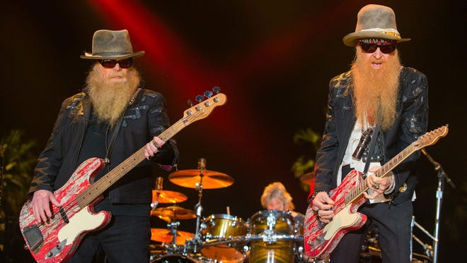 The fuzzy fellows in ZZ Top became unlikely stars on MTV in the early '80s.