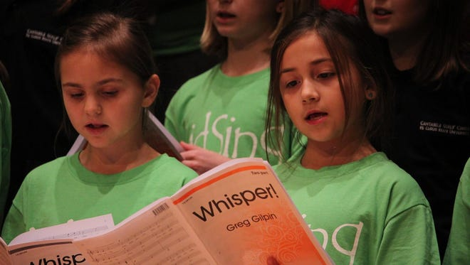 The 10th annual KidSing Festival is coming to St. Cloud State University on Saturday, Jan. 20.