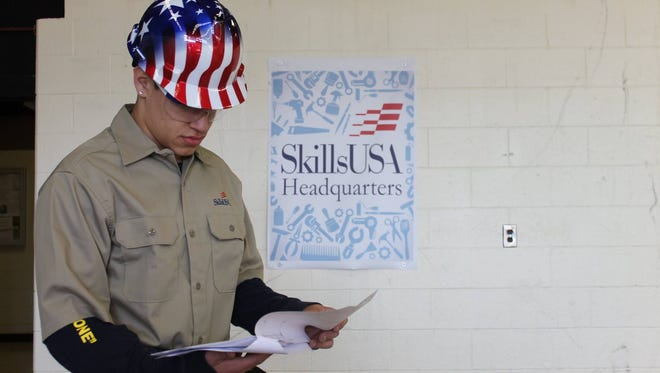 Throughout the months of March and April, more than 2,000 New Jersey students, pursuing career and technical education (CTE) programs in high schools across the state, will compete in NJ SkillsUSA competitions demonstrating their skills in various career areas, including technical, transportation, construction, hospitality and human services.