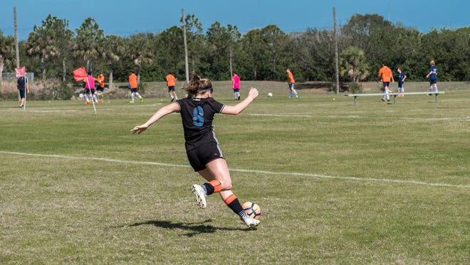 Youngsters in Viera will soon be playing on AstroTurf fields.