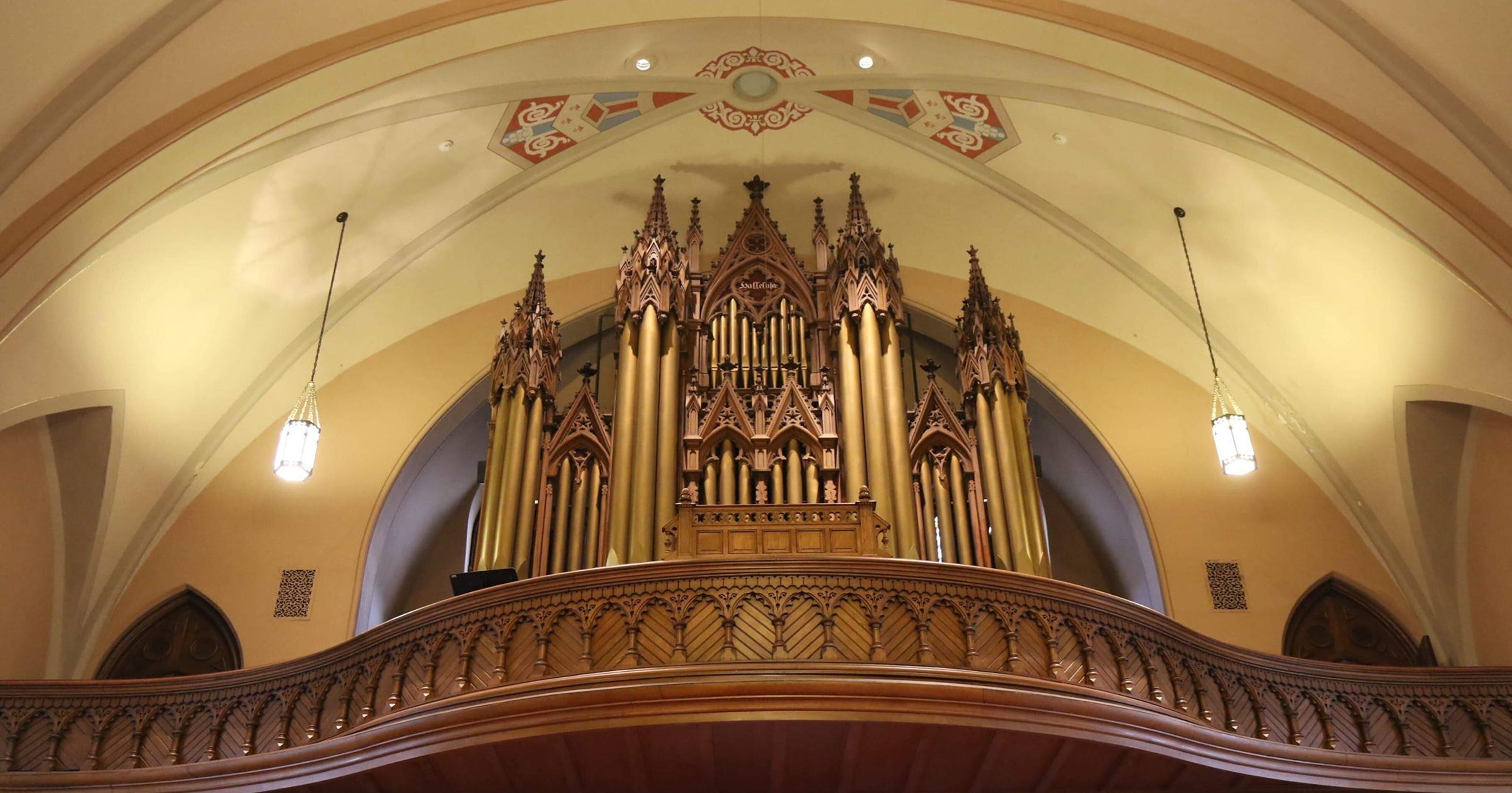 Trinity church lost 'priceless and irreplaceable' pipe ...
