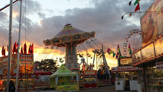 Instead of simply attending the North Florida Fair this year, submit your handiwork for competition.