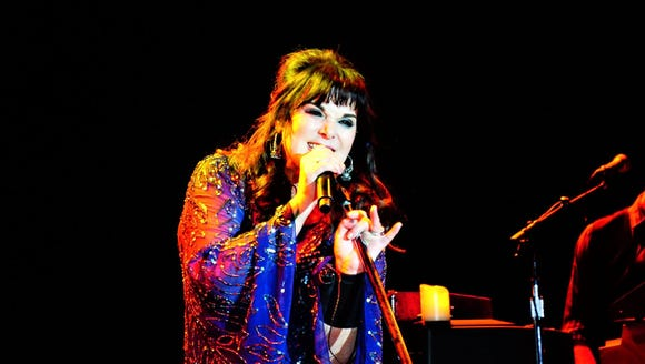 Ann Wilson is a Rock and Roll Hall of Famer as the