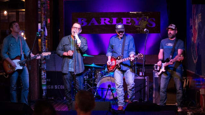 Mic Harrison And The High Score perform at WOZOfest at Barley's Taproom and Pizzeria in Knoxville on June 4, 2016. The third installment of the festival will be held this weekend.