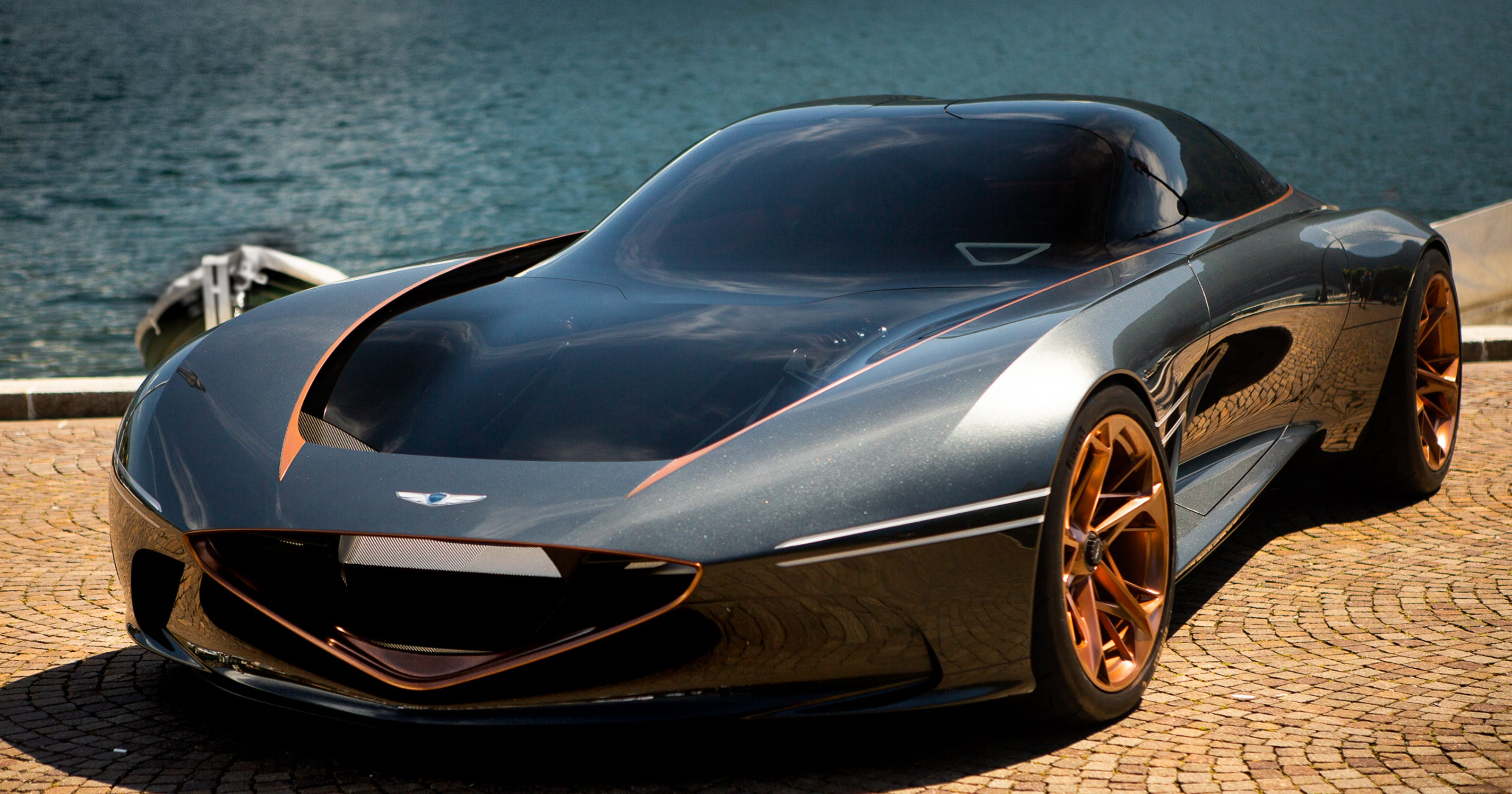 4 Hot New Supercars Will Rock Pebble Beach And Could Jar Tesla As Well