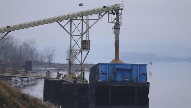 Port of Morrow in Boardman, Ore.