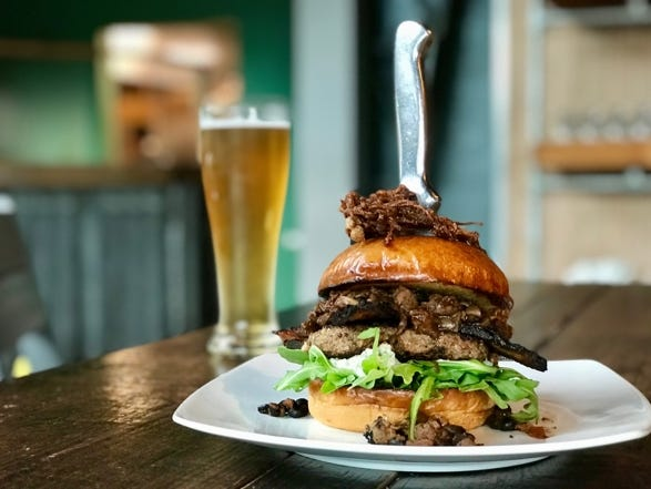 Blended Burgers and Brews Bash from 11 a.m. to 2 p.m. July 4 at the Brix Project.