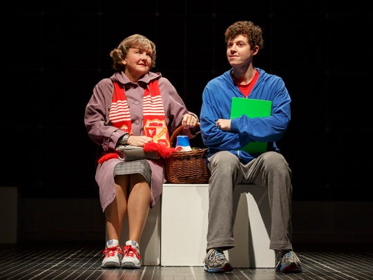 """""""The Curious Incident of the Dog in the Night-Time"""" will play at the Des Moines Civic Center May 16-21."""