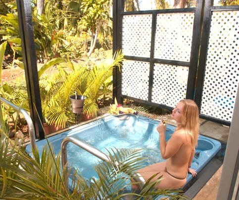 Best nude resorts in the Caribbean