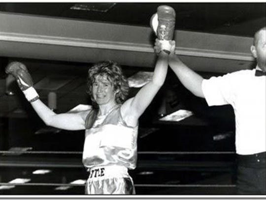 Deirdre Gogarty is in the International Women's Boxing Hall of Fame.