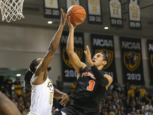 NCAA Basketball: Princeton at VCU
