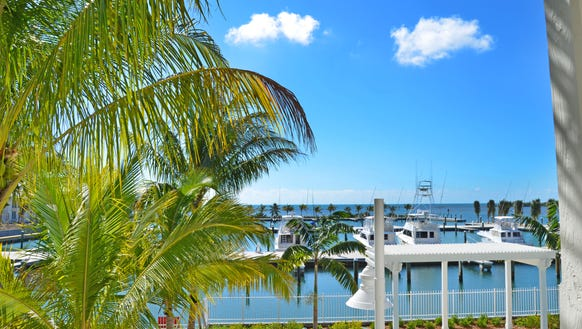 Key West's newest luxury resort--Oceans Edge Key West