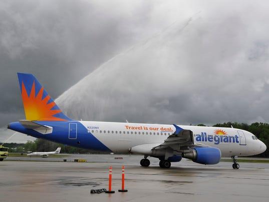 Allegiant Air Travel Company