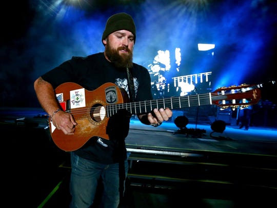 The Zac Brown Band will perform on May 22 at Klipsch
