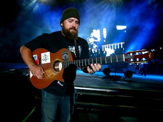 The Zac Brown Band will perform on May 22 at Klipsch Music Center.