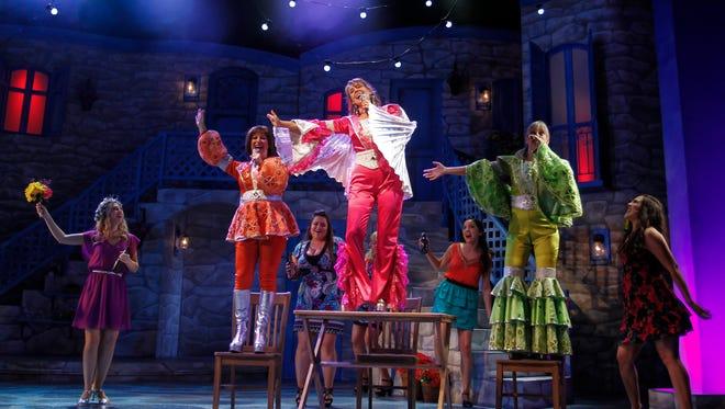 The popular musical Mamma Mia! comes to Phoenix Theatre.