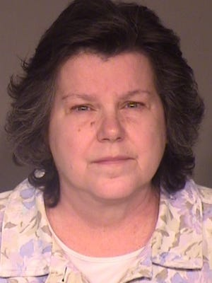 Joanne Abruzzese, former executive director of the Simi Valley Community Foundation, was arrested Wednesday on charges that she stole about $55,000 from the nonprofit.