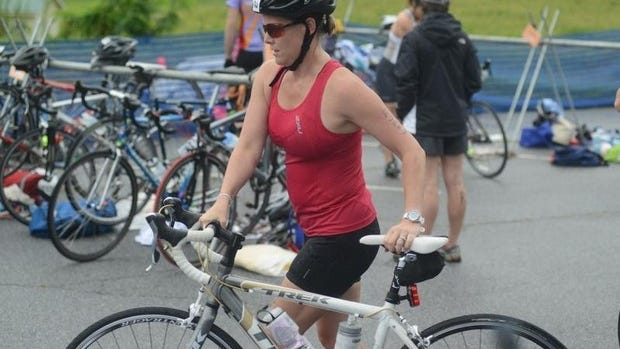 The third annual LPC Triathlon in Fletcher is part of the USAT Retro Series this year.