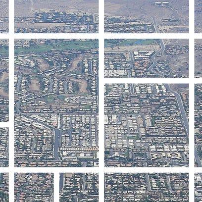 The Agua Caliente checkerboard