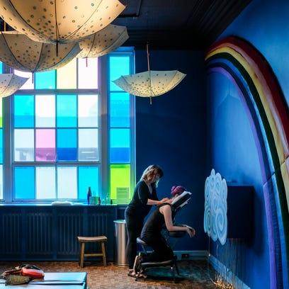 Evansville Children's Museum provides playful work day