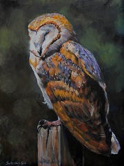 """Barn Owl Blues"" by J.C. Fontecchio"