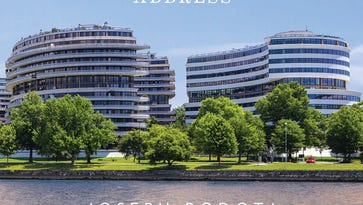 New book puts readers inside the Watergate, one of Washington's most notorious addresses