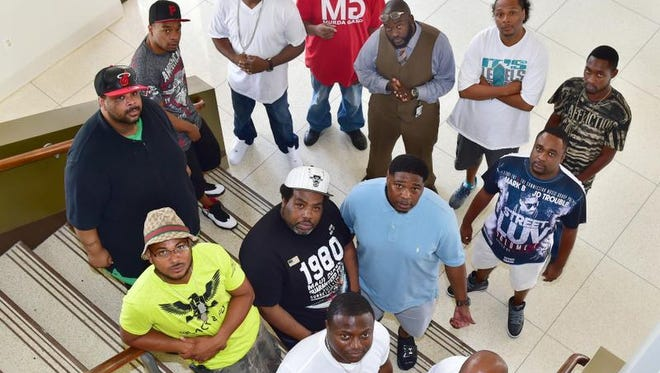Influential first and second generation Jackson hip-hop artists are performing during Friday's Legends of the City Throwback Concert on Soop's The Ultimate in Jackson.