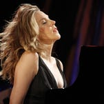 Diana Krall, a long way from humble beginnings in Canada, was the headliner at the 2012 festival.