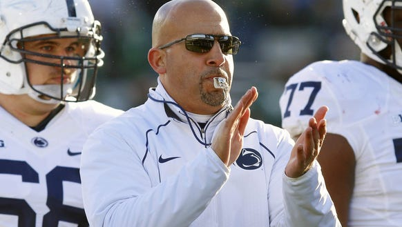 James Franklin said a significant improvement in special