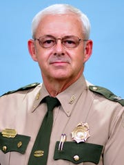 Col. Tracy Trott, the head of the Tennessee Highway