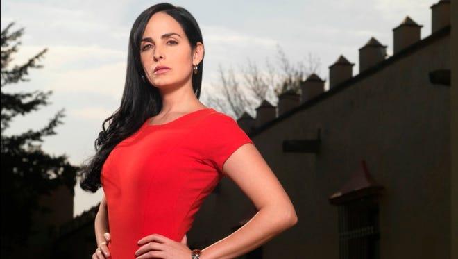 La actriz Ximena Herrera.