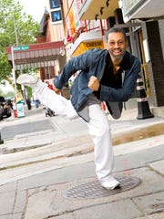 Performer Maurice Hines will open the new Art of Conversation