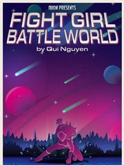 """Ixion Theatre is inviting its audiences into a wild sci-fi romp with """"Fight Girl Battle World"""" by Qui Nguyen."""