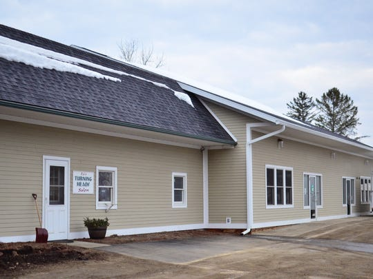 Gov. Phil Scott built the structure at Munson Avenue and Harrel Street in Morristown, which has since been expanded.
